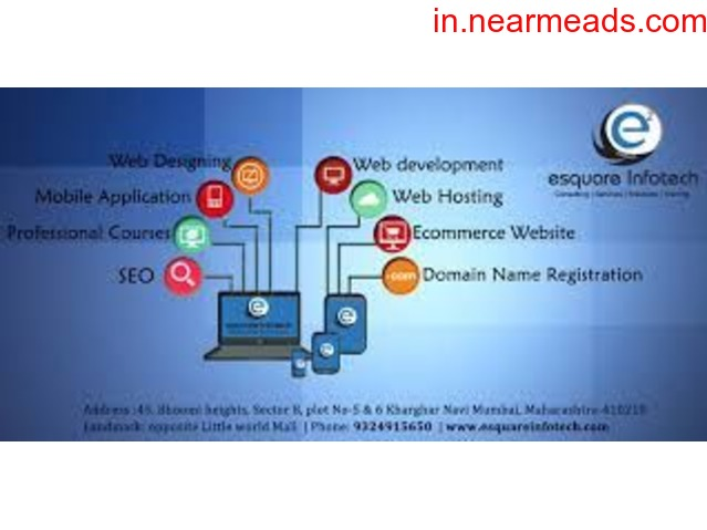 Esquare Infotech Best Digital Marketing Training and Placement in Navi Mumbai - 1