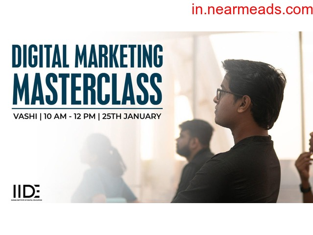 IIDE Best Digital Marketing Training Institute in Navi Mumbai - 1