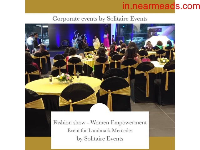 Solitaire Events – Best Event Management Company in Thane - 1