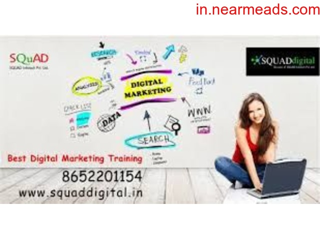 Squad Digital Best Digital Marketing Training Institute in Navi Mumbai - 1