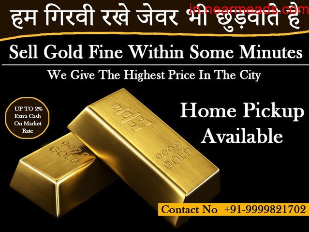 Cash For Gold Noida Sector 18 - 2