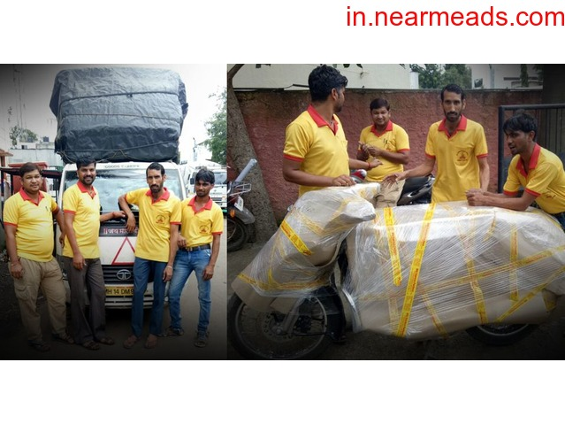 DSL Express Packers and Movers – Best Shifting Company - 1