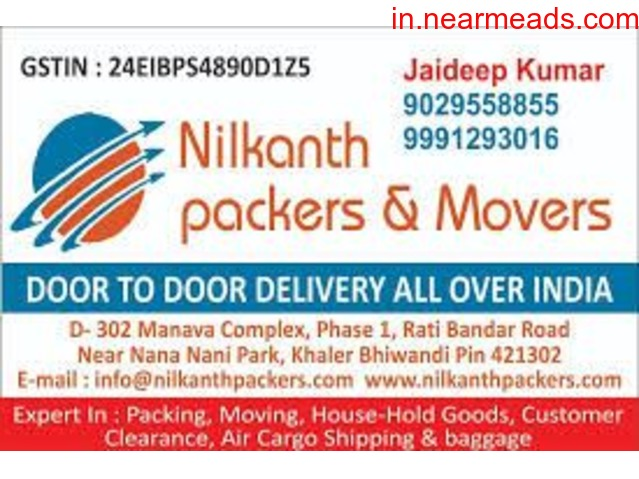 Nilkanth Packers and Movers – Best Packers and Movers Thane - 1