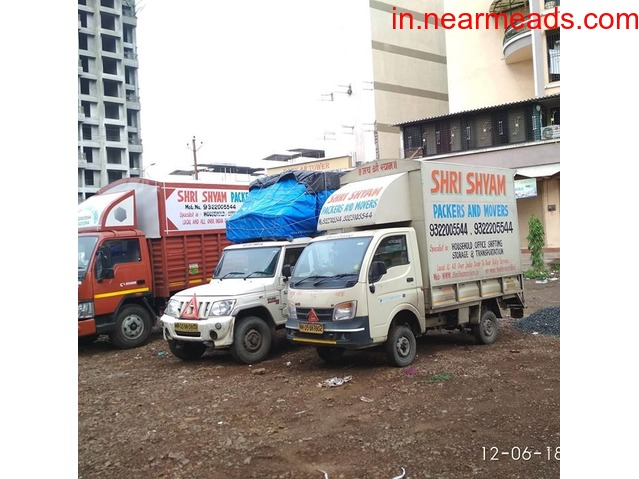 Shri Shyam Packers and Movers – Best Moving Company in Thane - 1
