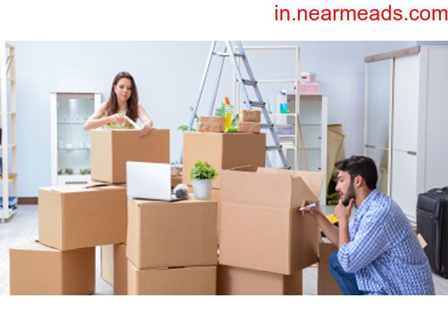 Kamal Cargo Packers – Best Moving Company Thane - 1