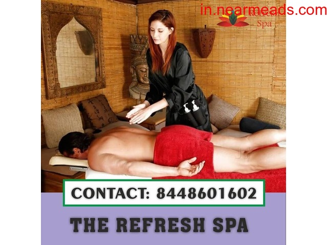 Body Massage In Kharghar   Find Here Top Spa & Body Massage Parlours Near by - 1